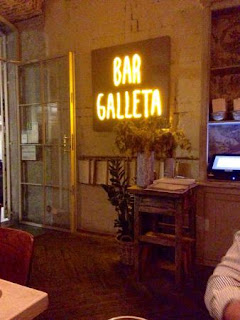 Bar Galleta