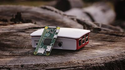 contoh raspberry pi