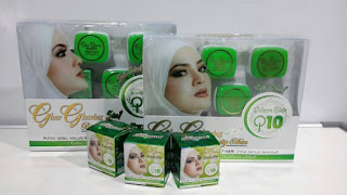 GLOW GLOWING BEAUTY SKIN SET 4 IN 1