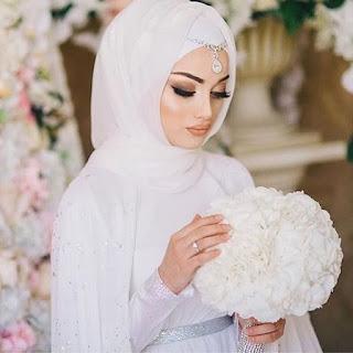 فستان زفاف العروسة