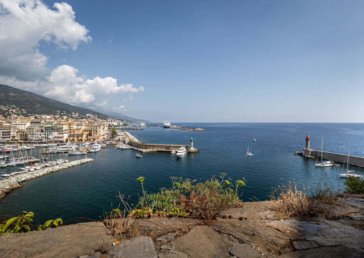 voyage à Bastia depuis lyon