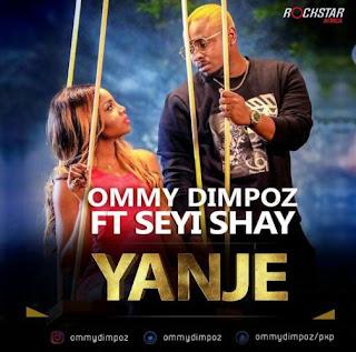 Ommy Dimpoz Ft. Sey Shay - Yanje