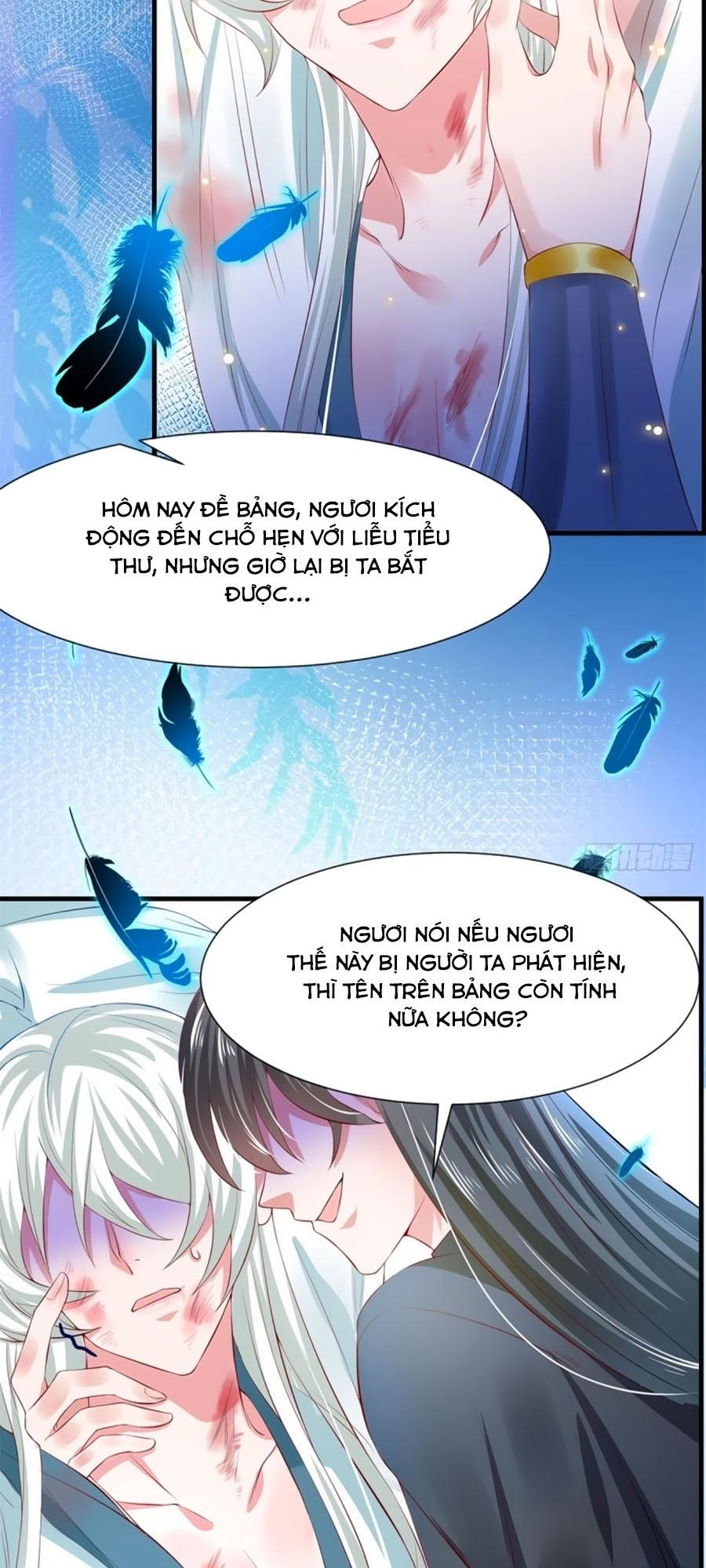 Dưỡng Thú Vi Phi chap 36 - Trang 22
