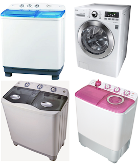 Daftar Harga Mesin Cuci di Bawah 2 Juta Untuk Semua Merek 2016