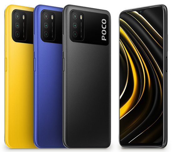 Poco M3 Launched with FHD+ Display, 6000mAh Battery