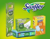 Promozione Swiffer cashback :gratis un lavapavimenti