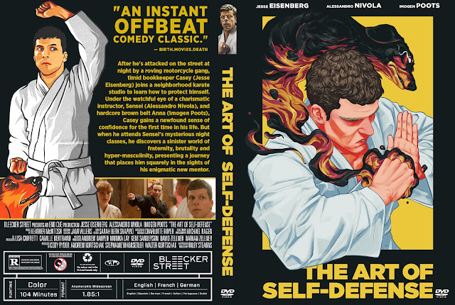 The Art of Self-Defense DVD Cover