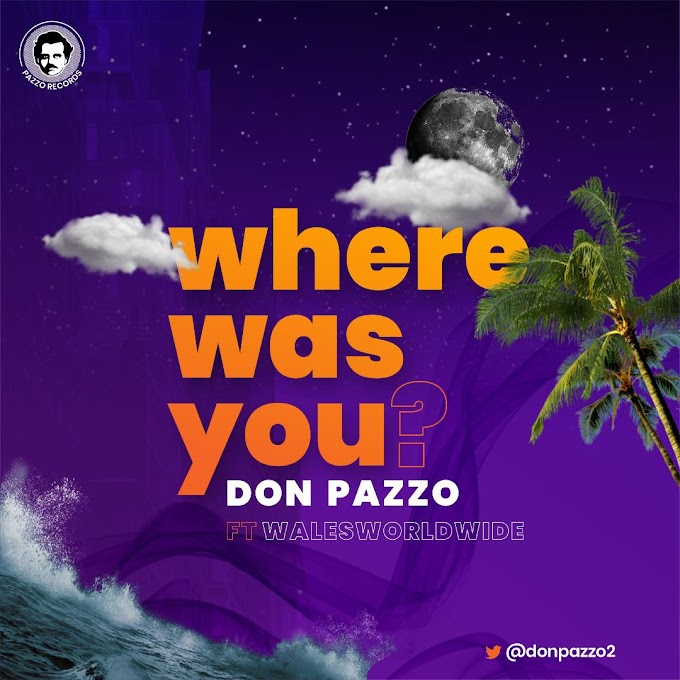 Don Pazzo Ft Wales Worldwide - Where Was You?