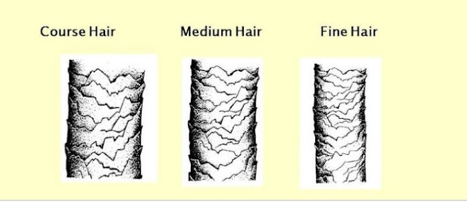 DO YOU KNOW YOUR NATURAL HAIR TEXTURE?
