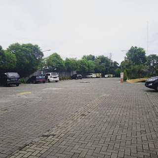 Konblok Untuk Area Lahan Parkir Kendaraan
