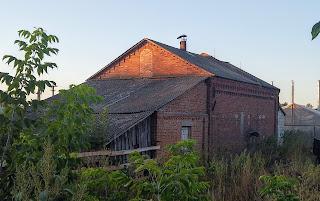 Мирополье. Старая мельница
