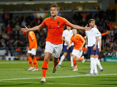 مباراة هولندا وأيرلندا الشمالية لايف