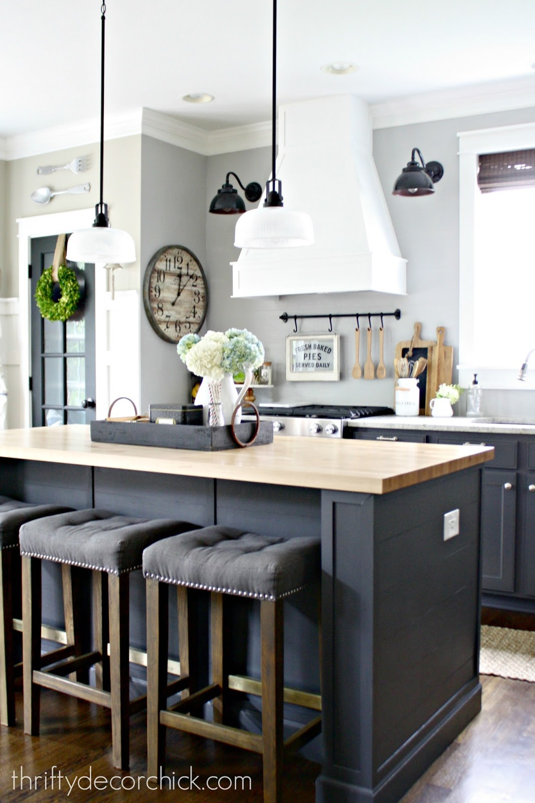 Everything you need to know about butcher block counters for Thrifty decor