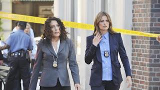 Castle - Episódio 01 da 6° Sexta temporada ás 00:18 na Globo