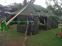 penjualan tenda regu tni murah bandung