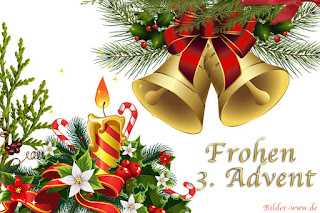 3. Advent Feiertag Grussbilder