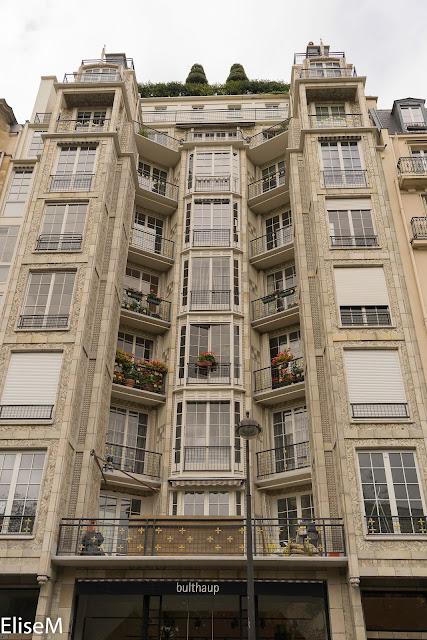Immeuble Perret , précurseur de l'architecture moderne