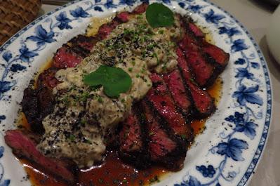 Merci Marcel, angus steak