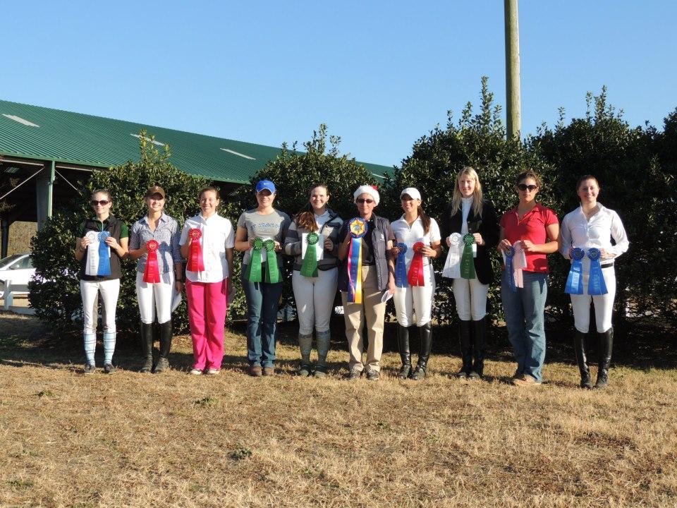 One Equestrian S Journey December 2012