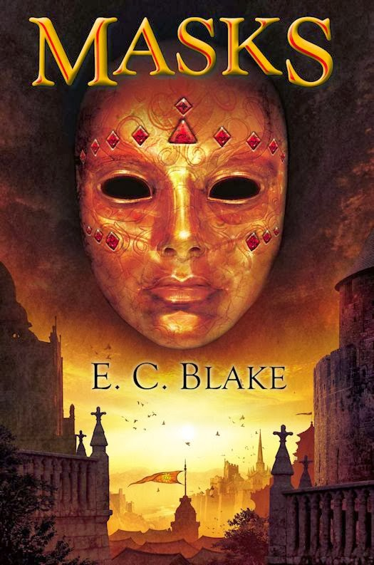 Review: Masks by E. C. Blake