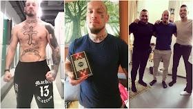 Pegulat MMA Wilhelm Ott Ucapkan Syahadat, Akui Dapat Hidayah di Tengah Pandemi Corona