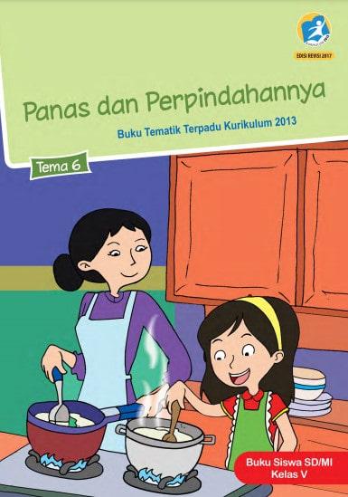 Buku Siswa Tema 6 Kelas 5 Revisi 2017 Kurikulum 2013