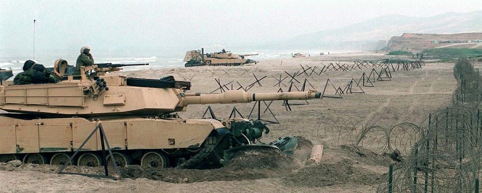 1-й танковий батальйо КМП США