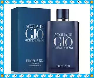 Armani Acqua di Giò Profondo pareri forum parfumuri pt barbati