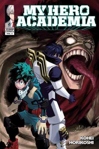 Geeky Reading Manga Review My Hero Academia Volume 6 By Kohei