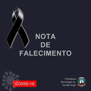 Jacupiranga soma 6 óbitos por Coronavirus - Covid-19