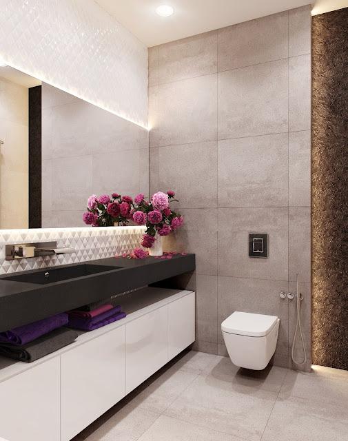 Bathroom Tiles Design Images