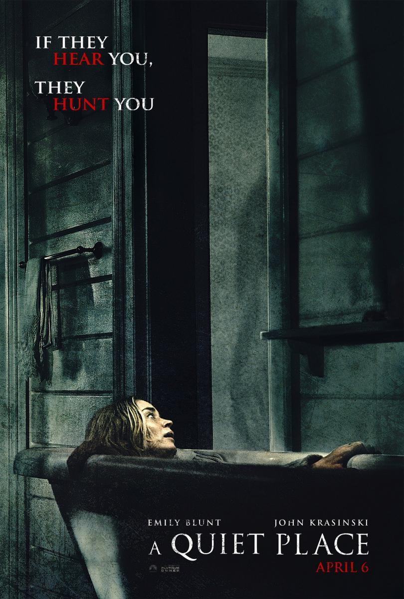 Download A Quiet Place (2018) Full Movie in Hindi Dual Audio BluRay 480p [400MB]