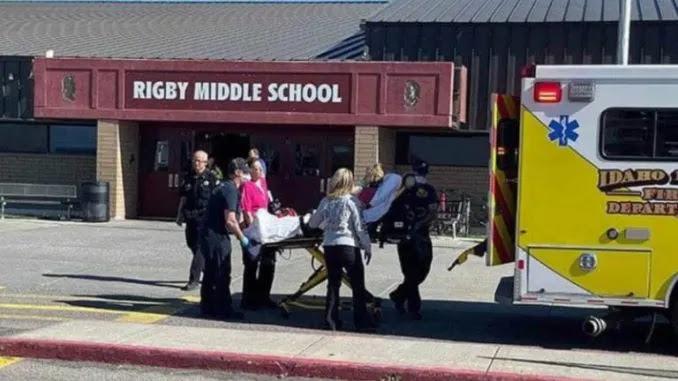 ΗΠΑ: Μέσα στο σχολείο της άνοιξε πυρ.. Μαθήτρια έκτης δημοτικού!