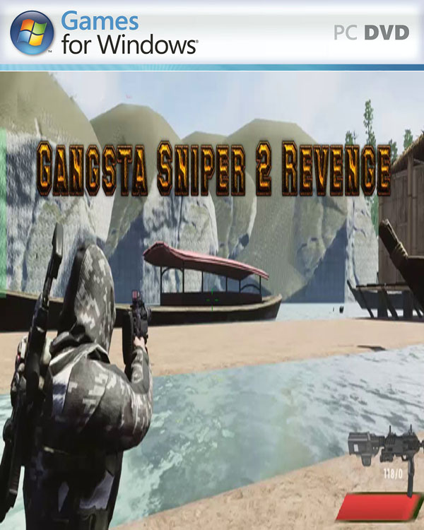 Gangsta Sniper 2 Revenge  PC Cover