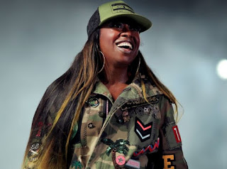 Missy Elliott Becomes 1st Female Hip Hop Songwriters Hall Of Fame