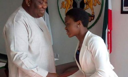 I Stayed Away From Phones, Huge Distraction For Me - Girl Who Made 9 A's In WAEC Reveals