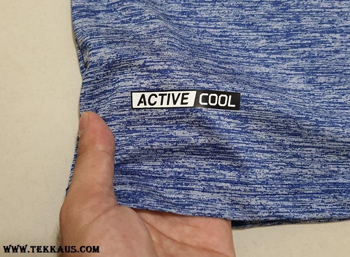Hypergear T-Shirt Material Fabric