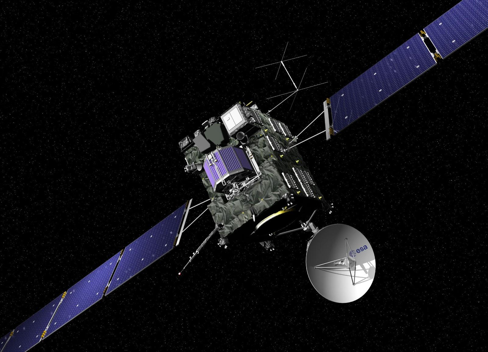 Orbiter.ch Space News: Asteroid Steins' Hidden Gems