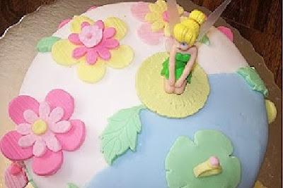 Beginner Fondant Cake