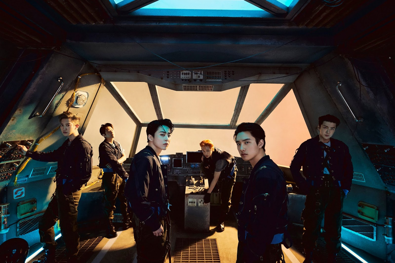 EXO vuelven en 2021 con don't fight the feeling en junio