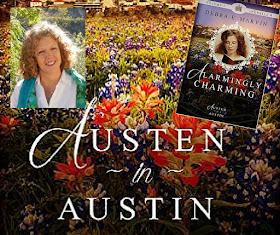 Austen in Austen - Alarmingly Charming by Debra E Marvin