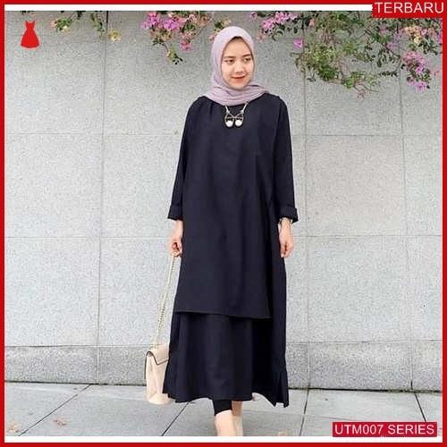 UTM007C92 Baju Carey Muslim Tunik UTM007C92 007 | Terbaru BMGShop
