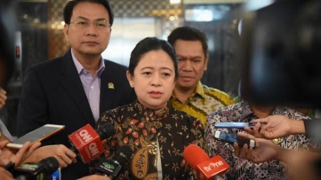 Kritikan Puan Mulai Menyasar Pemerintahan Jokowi