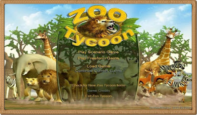 Zoo Tycoon 1 Free Download PC Games