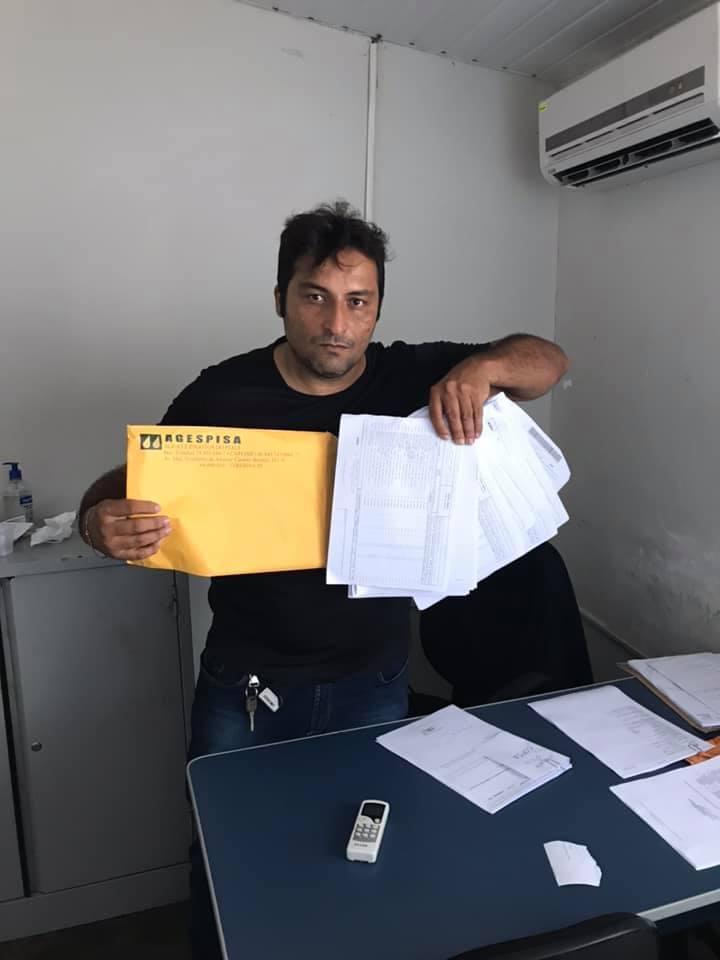 Herança da Gestão Herbert Silva em Ilha Grande do Piauí  Rombo Parte 1