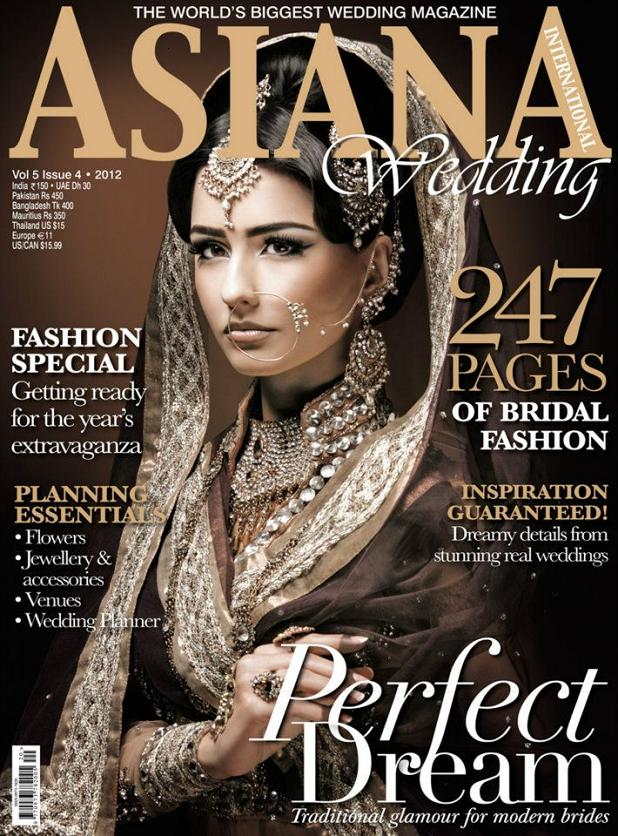Asian Wedding Magazines 89