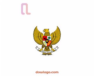 Logo Garuda Pancasila Vector Format CDR, PNG