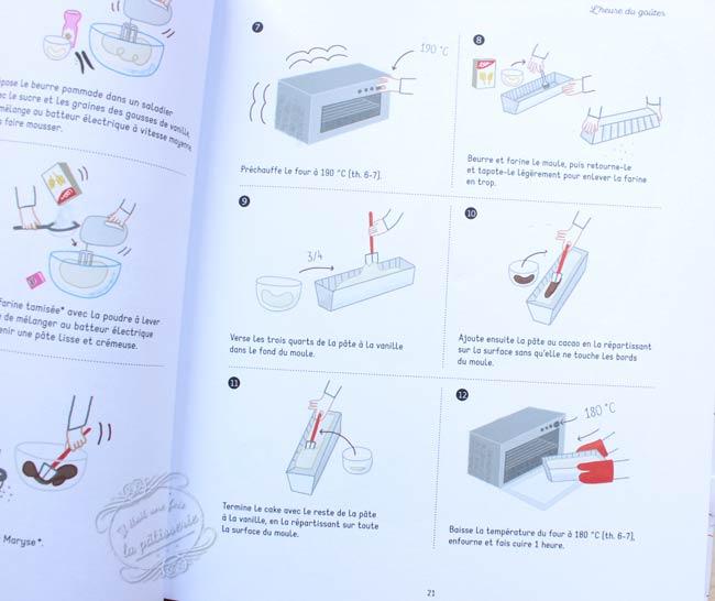 livre de pâtisserie pour enfant urraca