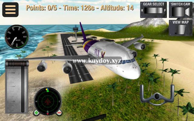 7 Game simulator Pesawat Terbang Terbaik 2019 di Android