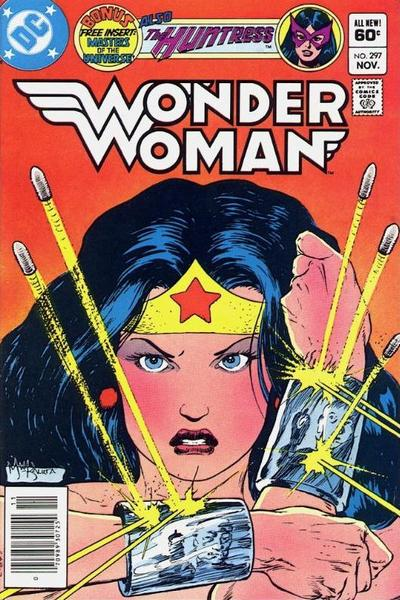 Was Wonder Woman In The 80S